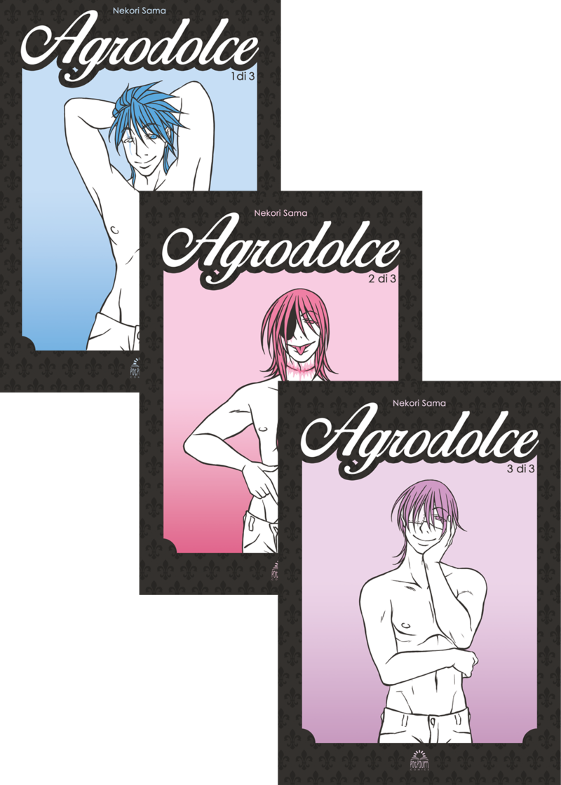 agrodolce-trilogia